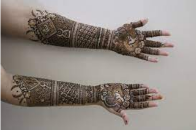 Mehndi / Henna Body Art of India